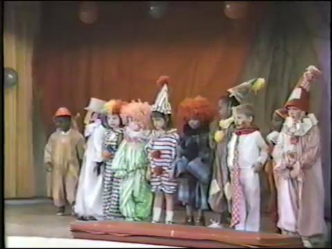 Buckland Elementary School Kindergarten Play 1985