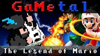 The Legend of Mario - GaMetal