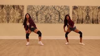 AHZEE- GO GYAL Dance Choreography ft. Karishma & Amrita