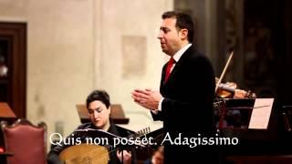A. Vivaldi, Stabat Mater RV 621 - Carlos Mena e l