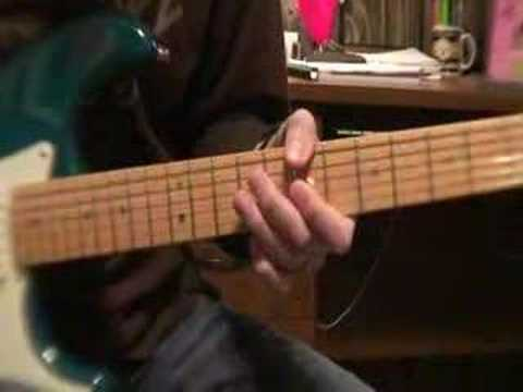 Little Wing Guitar Chords - YouTube