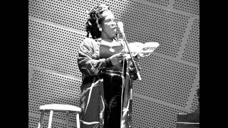 "Wanda Coleman reads ""American Sonnet (35)"""