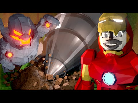 "Minecraft | Crazy Craft 3.0 - Ep 78! ""IRON MAN MARK 10 SUPERHERO"""