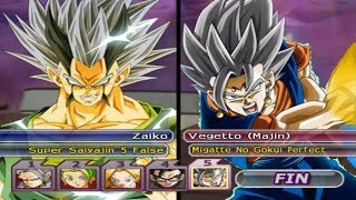 DRAGON BALL Z BUDOKAI TENKAICHI 3 VERSION LATINO FINAL GAMEPLAY LOTERIA 226