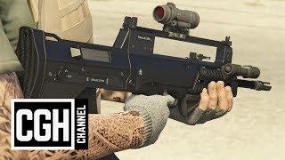 Doomsday Heists Mark 2 Weapons Test - GTA Online