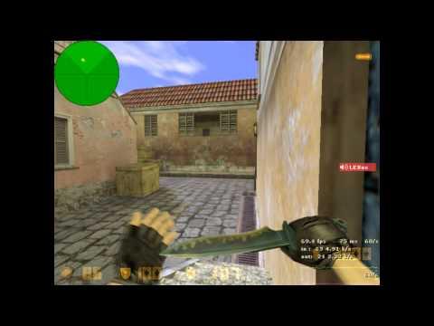 [CS 1.6] Воздушно-десантные войска [HD 720p]