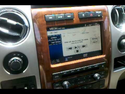 Ford Navigation Unlock