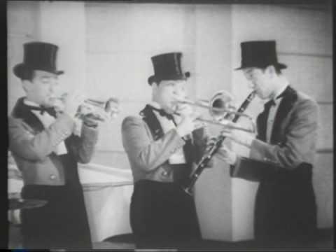 Bobby Hackett and Eddie Condon  1938