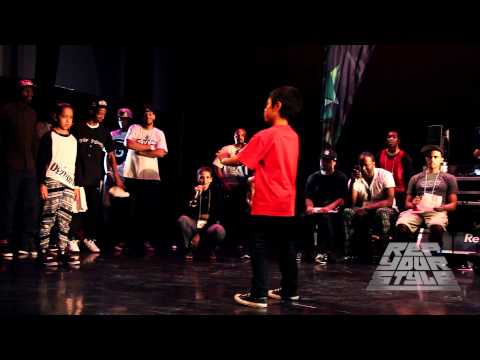 Kai vs Jennifer @ MANHATTAN MOVEMENT AND ARTS CENTER: REP YOUR STYLE