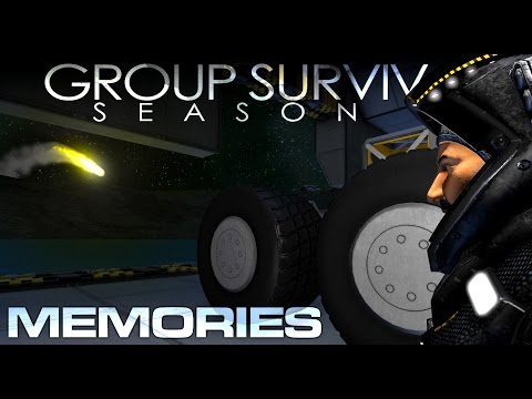 MEMORIES - Space Engineers 'Group Survival' Story (S2E2)