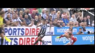 Hatem Ben Arfa all skills for NUFC 2010-2014