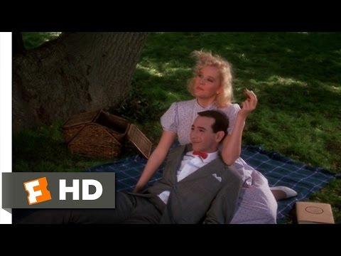 Big Top Pee-wee (3/7) Movie CLIP - Picnic With Winnie (1988) HD
