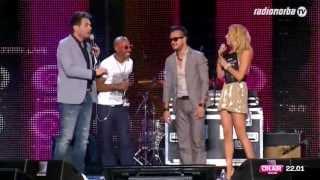 Tacabro - Radionorba Battiti Live 2012 - Bisceglie