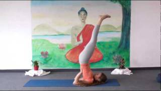 Yoga for advanced beginners: If you know a little bit about yoga, y...