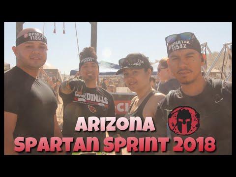 Spartan Race Sprint 2018! (All Obstacles)