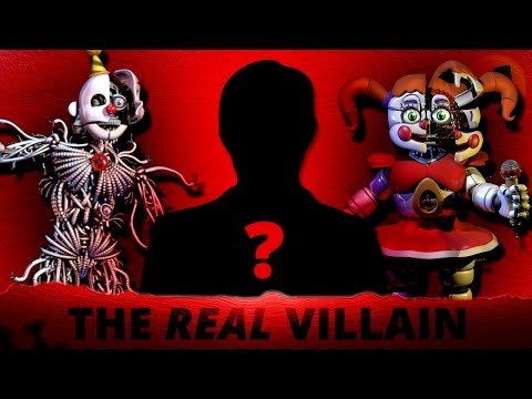 Thumbnail: FNAF Sister Location: Purple Guy is INNOCENT! pt. 2 (FNAF 5) - The Story You Never Knew