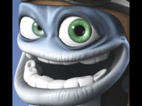 Crazy Frog - Axel F (EARRAPE) (BETTER VERSION)