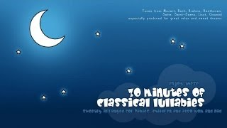 Bedtime Sleeping and Relaxing Music - 30 Minutes of classical lullabies for Babies and children.
