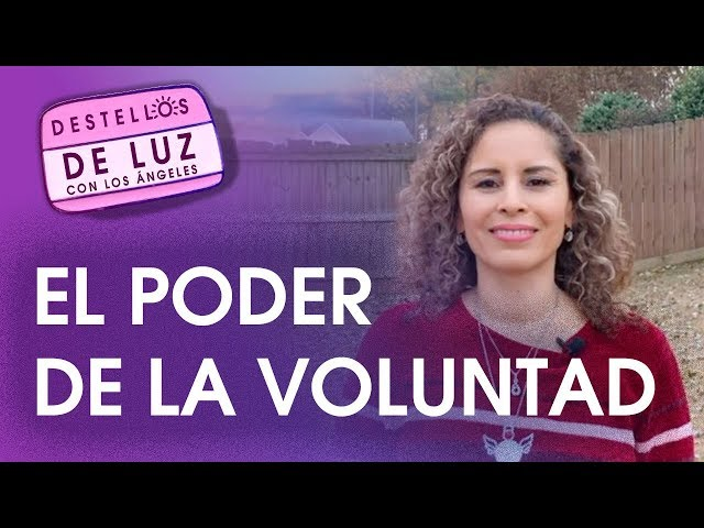 El poder de la Voluntad