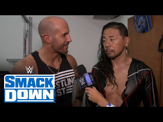Shinsuke Nakamura & Cesaro ready for title opportunity: WWE Network Exclusive, July 3, 2020