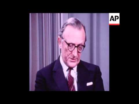 SYND 16-1-72 MALTA'S PRIME MINISTER DOM MINTOFF RETURNS TO MALTA AND LORD CARRINGTON INTERVIEW