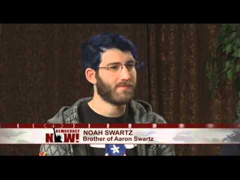 "A Look at ""Internet's Own Boy"" and Discussion with Aaron Swartz's Father and Brother"