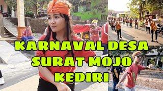 Download Mp3  Full Video  Karnaval Desa Surat Mojo Kediri - Part 3