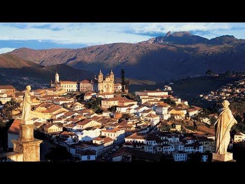 Ouro Preto e Mariana I Brazilian Cities