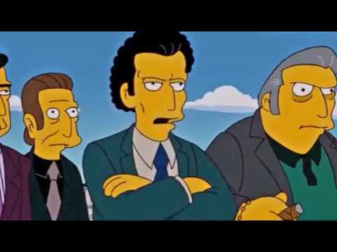 The Simpsons Mob