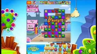 Candy Crush Saga Level 5 -- AppLevelHelp.Com