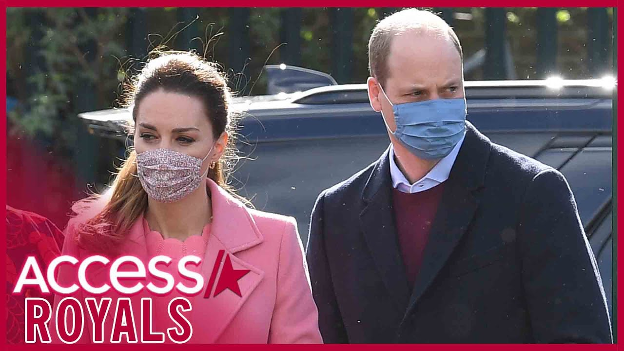 Prince William Defends Royal Family Over Meghan & Harry's Claims