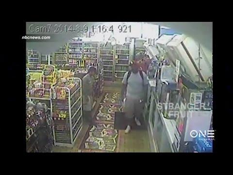 New Uncut Surveillance Video Of Michael Brown Raises More Questions