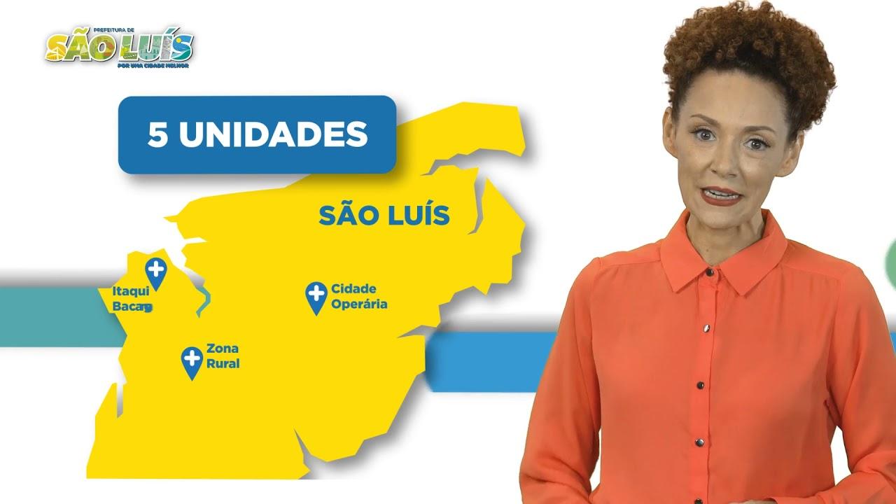 Vídeo: Combate à Covid-19: São Luís está pronta!