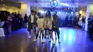 Happy life Hip Hop gösterisi Okan üniversitesi