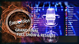 Eurovision Fanmade #6 - Grand Final - LIVE - Full Show