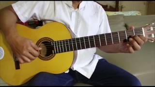 Yamko Rambe Yamko - Lagu Daerah Papua (Fingerstyle Cover)