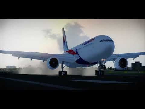 Official Malaysia Virtual Airlines Promo Video