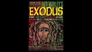 Bob Marley - Exodus Full Album 1977