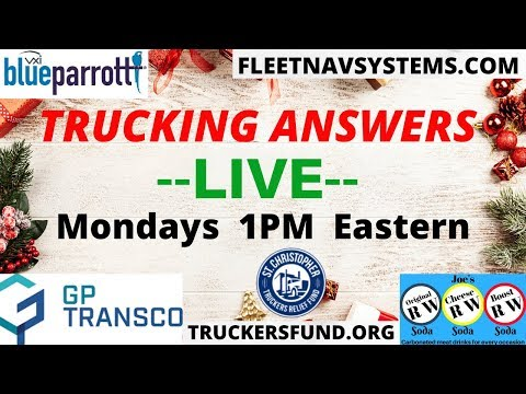 🔴 Q And A Live | Do You Have To Log Fueling? | Celadon News | Trucking Answers
