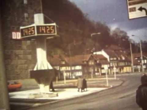 Suhl 1979, Aufnahmen mit 8 mm Schmalfilmkamera