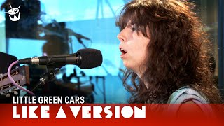 Little Green Cars cover James Blake