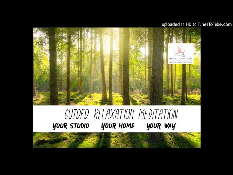 Your Studio general relaxation meditation