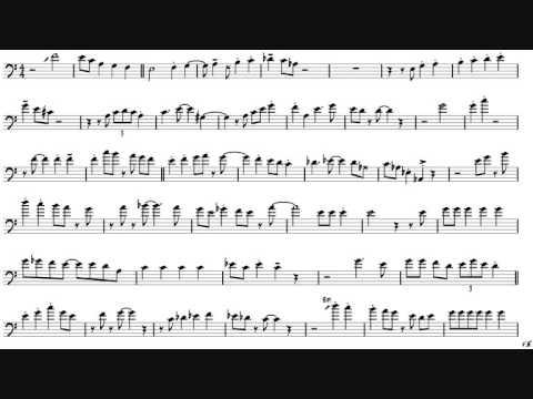 Roy Williams 'Bye Bye Blues' Trombone Solo Transcription