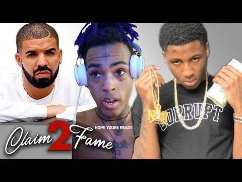 XXXTentacion Posts Pic of Drake ? NBA Youngboy & WoahVicky Arrested!!! CLAIM 2 FAME Ep. 7
