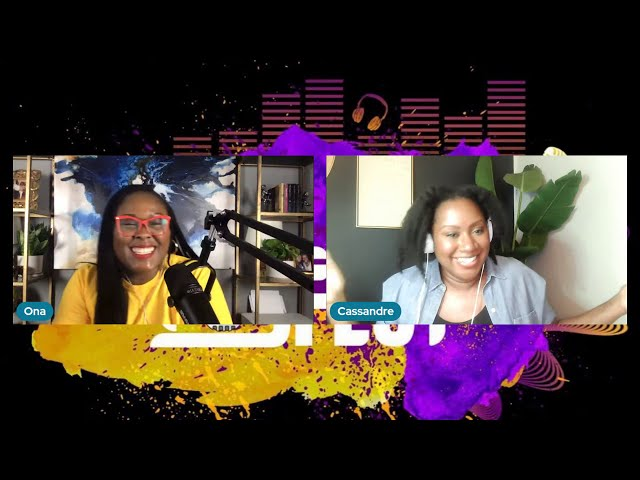 Blk Pod Collective & Blk Podfest with Ona Oghogho, Founder & Creator