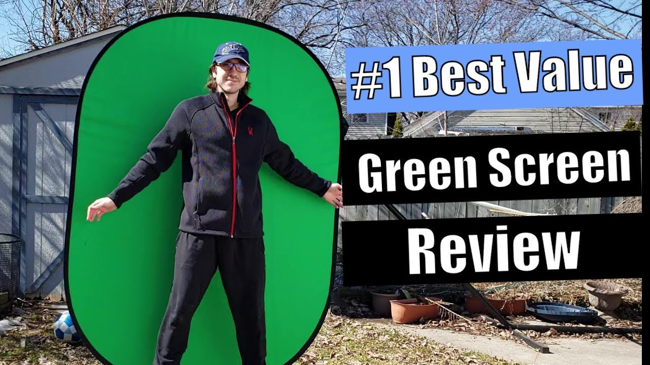 Top 10 Green Screens of 2019 | Video Review