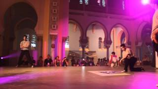 MBF crew show Battle of the year Tunisia 2012