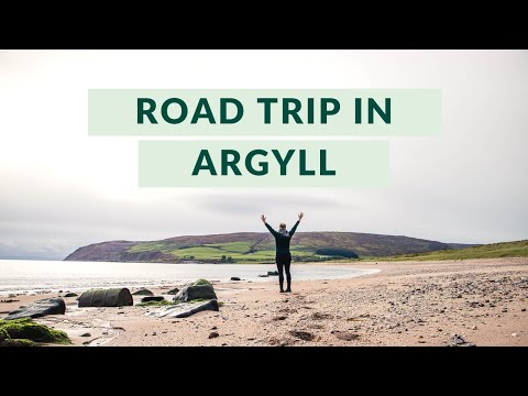Off beat Scotland: Road trip through Argyll | WATCH ME SEE