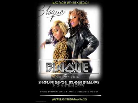 Nexxlegacy Radio / Max Radio interviews the music Group Blaque