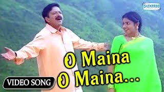 watch-kannada-hit-songs---o-maina-o-maina-from-dr-vishnuvardhan-hitsvol-156